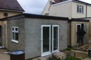 single storey extension - wigston leicester