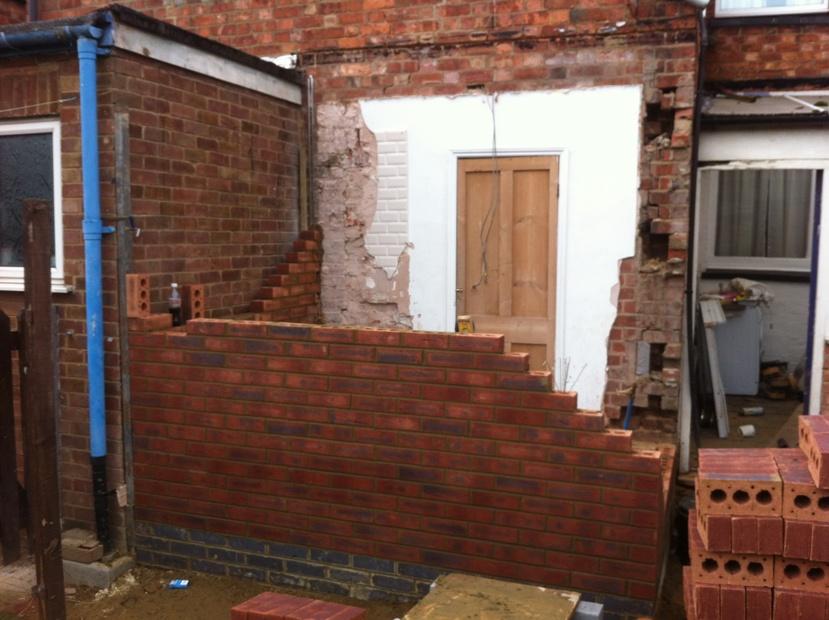 Subsidence insurance work for Bathroom builders leicester